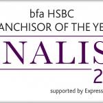 2015 - bfa Franchisor of the Year award finalist