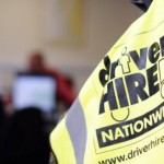 Driver Hire High Vis in office