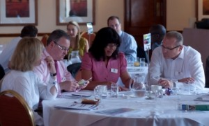 Franchisees at Driver Hire Summer Conference