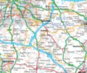Motorway Map