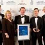bfa 'Franchisor of the Year' Award 2012 - Bronze Winner