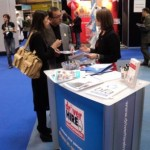 Attending a Franchise Exhibition