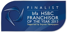 Finalist bfa HSBC Franchisor of the Year 2013
