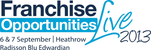 Franchise Opportunities Live 2013