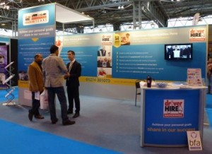 NEC Stand 13