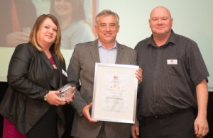 Franchisee of the Year award winners