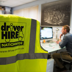 Driver Hire Management Franchise in B2B sector