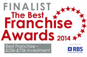 Best Franchise Awards 2014 Finalist