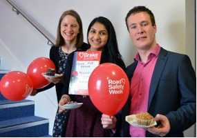 Bake for Brake - road safety charity
