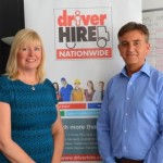 Vance and Sue Parsons, Driver Hire Hereford and Worcester