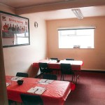 Driver Hire Leicester - Training Room