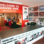 Driver Hire Leicester - Reception