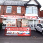 Driver Hire Leicester - front