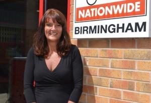 Lisa Hughes - Driver Hire Birmingham Franchisee