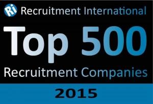 Recruitment International Top 500 companies