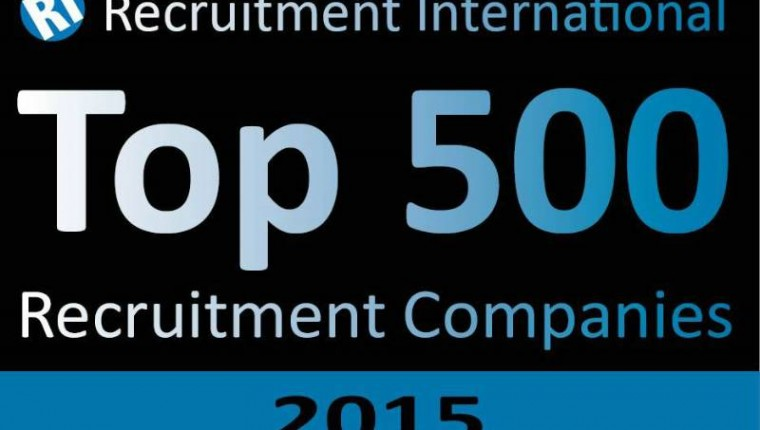 Recruitment International Top 500 companies