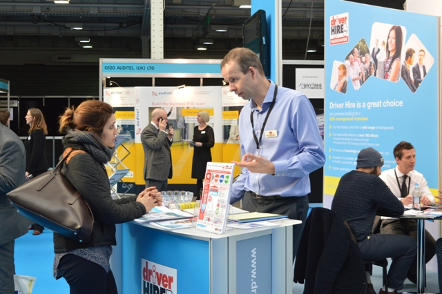 The Franchise Exhibition in London