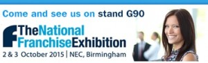 The National Franchise Exhibition at the NEC 2015