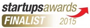 Startups Awards 2015 Finalist Logo