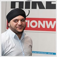 Tejwant Karir - Driver Hire Slough Franchisee