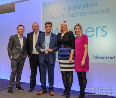 Worcester Business Awards 2015