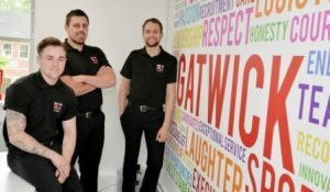The Driver Hire Gatwick Team
