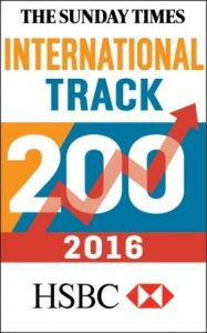 2016 Sunday Times HSBC International Track 200