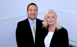 Terry and Linda join Driver Hire as new ADMs.