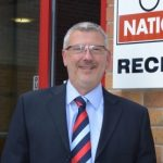 Andy O'Donnell Driver Hire's new Nottingham franchisee