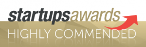 Startups Awards - Highly Commended