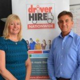Vance and Sue Parsons, Driver Hire Hereford & Worcester