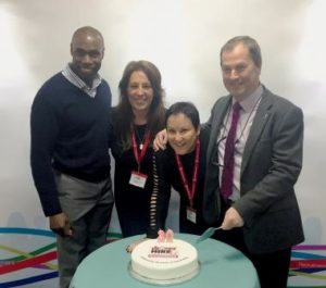 Long standing Driver Hire franchisees help celebrate 30 years of franchising at Driver Hire