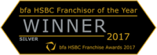 2017 bfa HSBC Franchisor of the Year (Silver)
