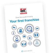 Step-by-step franchise guides