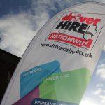 Driver Hire News - Flag