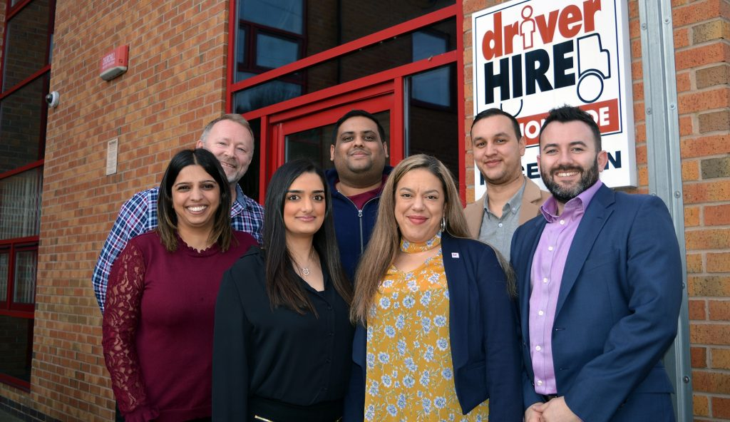 Driver Hire Foundation Training February 2019