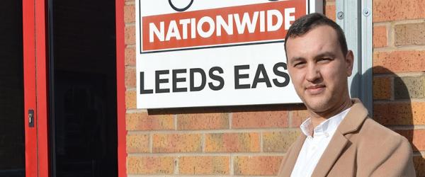 Scott MacGregor new franchisee at Driver Hire Leeds East