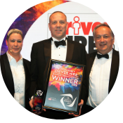 Ed Pockney - 2019 Franchisee of the Year for Business Transformation