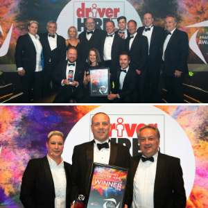 Double franchise award win for Driver Hire