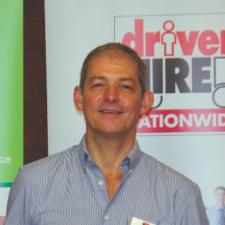 Andrew Padgett - Driver Hire Ashford franchisee
