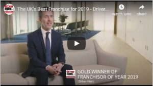 The UK's Top Franchise - Driver Hire