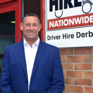 Darren Hooley - Driver Hire Derby