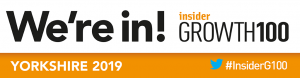 Insider Growth 100 (2019) Logo