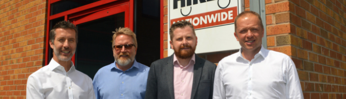 Driver Hire Sheffield renews franchise agreement for another 5 years