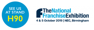 See Driver Hire on stand H90 at The National Franchise Exhibition
