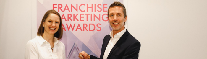 Franchise Marketing Awards 2019 award winner