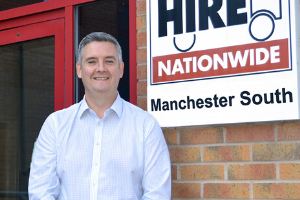 Mike Williams - Franchisee of Driver Hire Manchester South