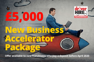 £5k New Business Accelerator Package 2019