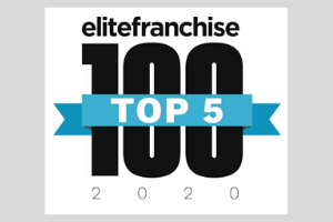 Elite Franchise Top 100 - 2020 Listing - Top 5
